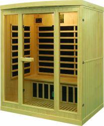 3명의 사람 Qd I3를 위한 공장 공급 먼 적외선 Sauna 룸