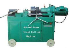Équipement de construction de l'épissure mécanique d'armature d'armature en acier nervure de la machinerie de thread de peeling