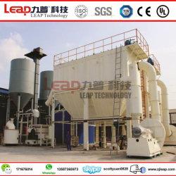 Vendas quente aprovado pela CE de carbonato de cálcio em pó Mill