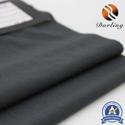 50d de alta estirar el tejido de hilo de poliéster laminado prendas de vestir