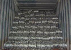 Arame farpado utilizado como Protaction da Fazenda Capim