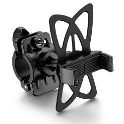 Vélo universel moto Support de téléphone en silicone pour support de téléphone cellulaire