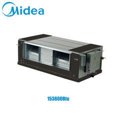 Midea Vrf unité intérieure conduit de pression statique élevée 1 Phase 220-240 V 50/60 Hz 153600BTU/h 45kw climatiseur canalisés