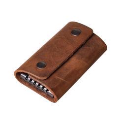 Key-Chain universel de voiture en cuir pochette porte-clés Sac Sac de clé