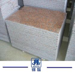 Roter Granit des Fabrik-Zubehör-natürlichen Polierahornholz-G562 für Platten/Fliesen/Countertop-/Treppen-Jobstepps/Eitelkeits-Oberseite-/Wandverkleidung/Baumaterial/Jobstepp-/Eitelkeits-Oberseite