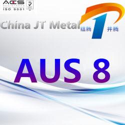 Aus 8 Aus8 de Staaf van de Pijp van de Plaat van het Roestvrij staal, de Leverancier van China