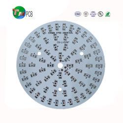 Placa de circuito electrónico de la base de aluminio LED Lámpara LED SMD de PCB