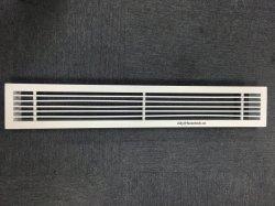 Luft-Decken-Register-Ventilations-lineares Stab-Aluminiumgitter