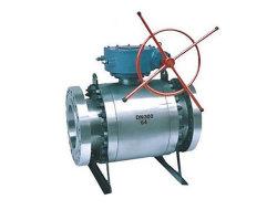 API кованая сталь Split Bodytrunnnion шаровой клапан