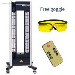 Hospital Snxin Portable 300W luz UV de esterilizador lâmpada ultravioleta Carrinho com aplicativos móveis Control