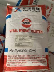 Fabricante China de alta calidad Vital de gluten de trigo del 82%