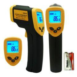 Dt8380 directement en usine d'origine Hot Sale Thermomètre infrarouge Laser rouge Instrument de la température
