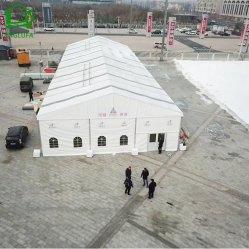 Для использования вне помещений белого спорта/События палатка с алюминиевой раме может вместить 500 человек