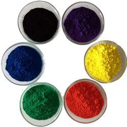 Het Oxyde van het ijzer/Rood/het Gele/Blauwe/Groene/Bruine/Pigment van het Oxyde van het Ijzer voor Concrete/het Bedekken Bakstenen/Weg/Verf/Deklaag/Plastiek/Rubber