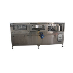 300b/H de nivelamento de enchimento de lavar a máquina 5 Galão Garrafa Capper Enchimento do Lavador