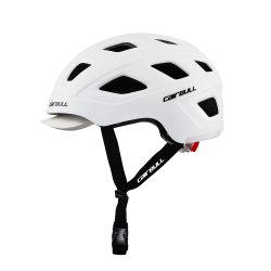 Ultraleve unissexo acessórios para bicicletas Casquilhos inteiriços, Andar de capacete Mountain Bike capacete