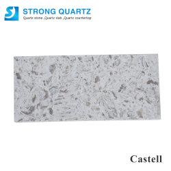 Foshan Usine de pierre de quartz / Dalle de matériaux de construction / Quartz Aritfical /Marché de gros
