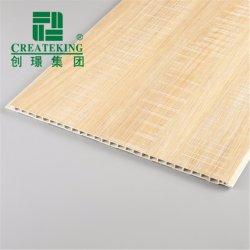 Matériau de construction d'étirement de 300mm de PVC Panneau de plafond décoratif