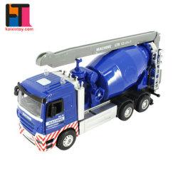 1: 32의 가늠자 마찰 힘은 던지기 구체 펌프 트럭 모형 장난감을 정지한다