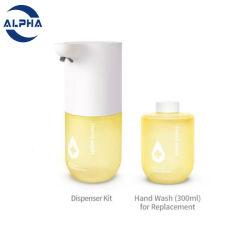 Общественные места туалет инфракрасный датчик для мытья рук устройство автоматической Touchless дезинфицирующие средства из пеноматериала распылите жидкий пена гель мыло для опрыскивания Sanitizer-водоочиститель