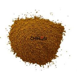 O óxido de ferro de suprimento amarelo 920wg pigmento férrico Granular