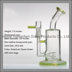 Стекло Heat-Resistant продукты боросиликатного стекла ручной работы дымовой трубы
