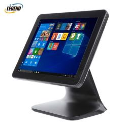 """Diseño Inteligente Modelo 15"""" con una pantalla táctil del dispositivo POS solo toque POS equipo"""