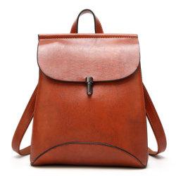 Moda 2020 Versión en coreano Ocio estilo College School Bag Bolso De cuero de PU