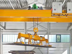 100/50 т металлургии используйте Мелтон Моубрэй утюг перелейте передачи литой детали двойной подкрановая балка моста крана