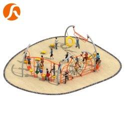 Grande Torre de escalada de Diversões Estrutura combinada de entretenimento ao ar livre