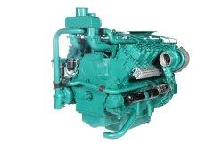 I motori diesel raffreddati ad acqua ad alta velocità di 1500/1800 giri/min. di potenza Rated di nuovo di circostanza buon di prezzi di Disel motore per il gruppo elettrogeno diesel