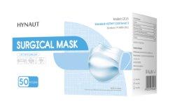 3 Ply OP-Gesichtsmaske Medizinische Gesichtsmaske ASTM Ebene 3 Maske Nicht Sterile Medizinische Chirurgische Gesichtsmaske