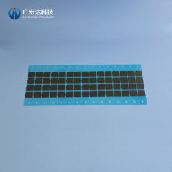La parte inferior el precio, Troqueladas Light-Proof enmascarar con papel adhesivo D/S