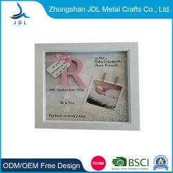 Custom Antique Zinc Alloy Metal Photo Frame For Promotional Sale (010)