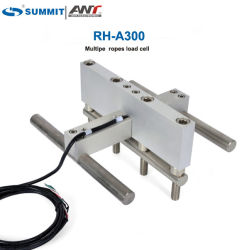 Le Rh-A300 La charge nominale 4500kg Montage sur câble en acier multiples vigueur Tenstion Transducteur pour le contrôle de la protection de surcharge de l'élévateur