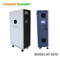 Het Systeem van Allsparpower UPS van Net 3 KW 5 KW 6 KW 10 van het Huis KW van de Levering van de ZonneMacht