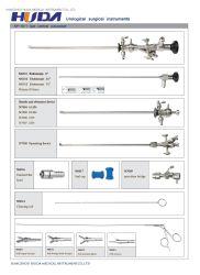 Urologische chirurgische instrumenten endoscoop chirurgische instrumenten
