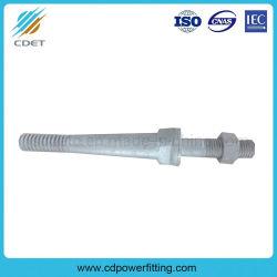 Aleación de aluminio de China de husillo aislante