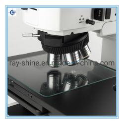 Metallopgrafische analyse optische 50X 100X 200X 200X digitale polarisatie metallurgisch Microscoop