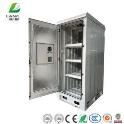 Outdoor Telecom Armoire de stockage de batterie électrique avec 48VCC de la climatisation