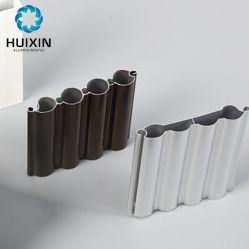 منتج ألومنيوم انزلي مطلي بطبقة من الأكسيد لأبواب مغلاق البكرات