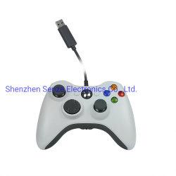 عصا التحكم السلكية الملونة في لعبة Xbox360 /PC