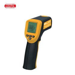 Láser Digital Industrial Termómetro infrarrojo de temperatura del sensor inteligente Gun