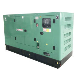 Generatore diesel silenzioso standby utilizzato 120kw di R6110zld 150kVA