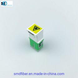 Kein Ohr-Laser-Typ aus optischen Fasern Optikkabel-Sc-Adapter