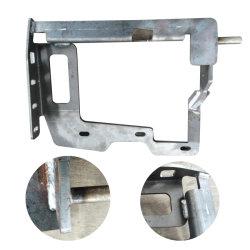 CNC OEMのカスタム機械装置の回転機械化のステンレス鋼のシート・メタルレーザーの切断の曲がる製造の溶接のスペアー車モーター自動押すアルミニウム部品