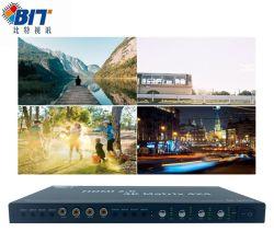 Heißer Verkauf Fernbedienung AV 4K Video Mixer HDMI Matrix Umschalter