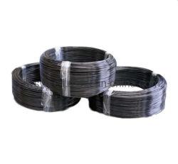 China alambre de hierro templado Negro / Negro / Cable de recocido Varilla de hierro de construcción