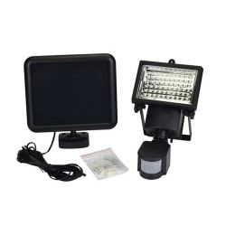 60LED-lamp Solar lamp Outdoor Villa Lighting Induction-wandlamp projector