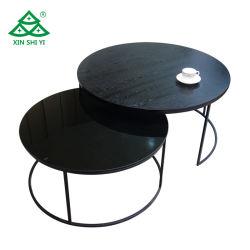 auf lagermöbel-Tee-Tisch-Wohnzimmer-in den runden Kaffeetischen
